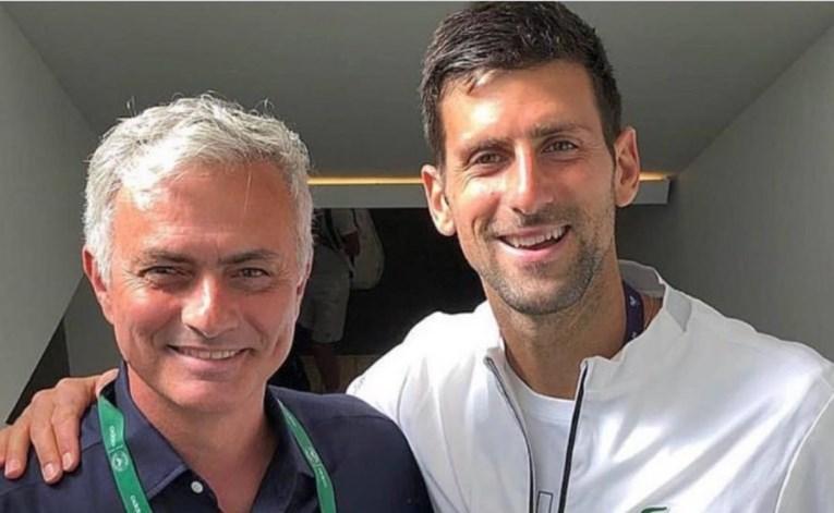 Mourinho razbijanje Uniteda usporedio s Đokovićem