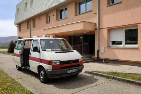 Sve više pacijenata u izolatoriju Doma zdravlja Mostar