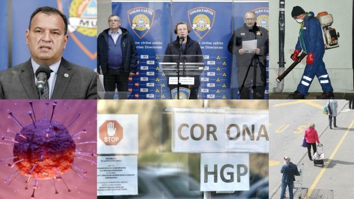 U Hrvatskoj 890 novozaraženih, preminulo je osam ljudi