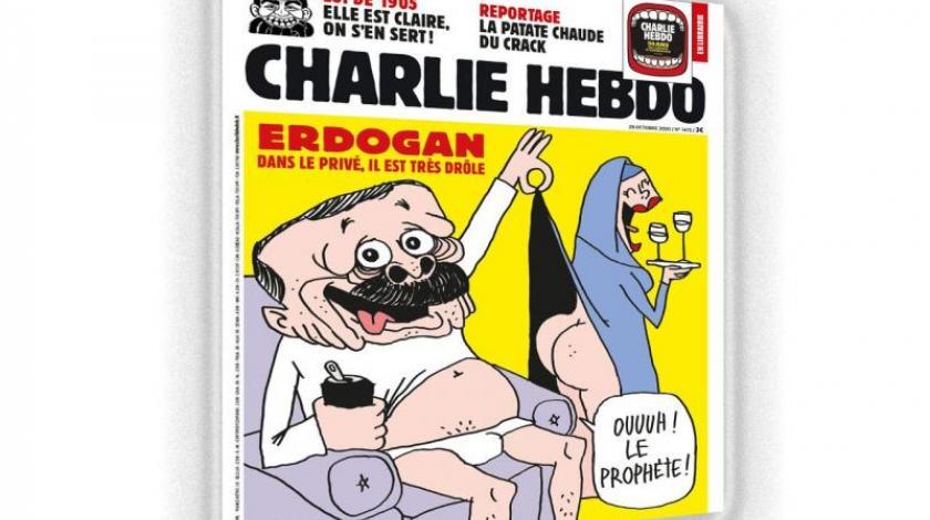Turska bijesna zbog nove naslovnice Charlie Hebdoa