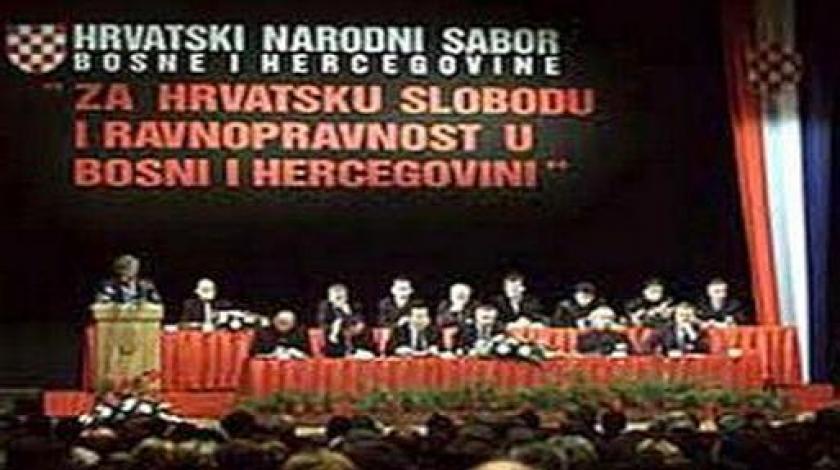 Prije 20 godina osnovan Hrvatski narodni sabor u Novom Travniku