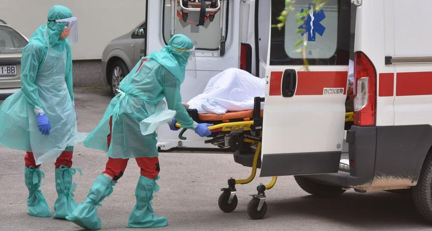 Hrvatska: Skoro 4000 novozaraženih, 55 preminulih