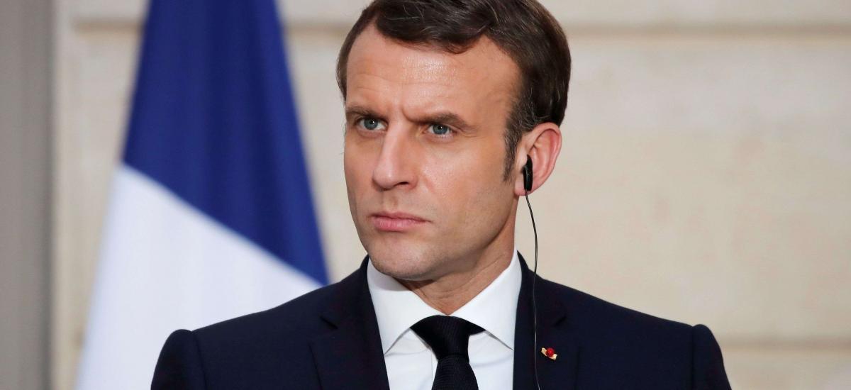 Macron o ubojstvu učitelja: Teroristički napad islamista
