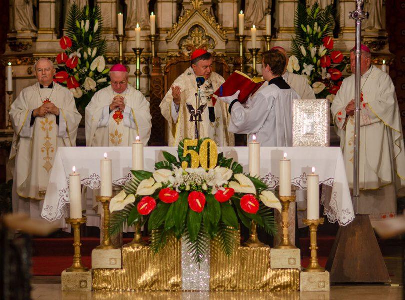 Kardinal Puljić proslavio 75 godina života, 50 misništva, 30 biskupstva i više od 25 kardinalske službe
