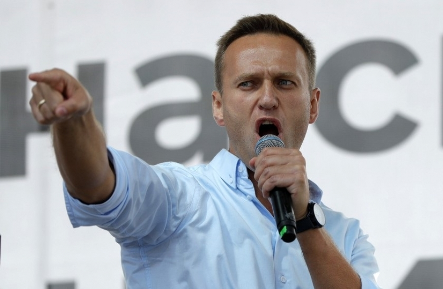 Navalni započeo štrajk glađu