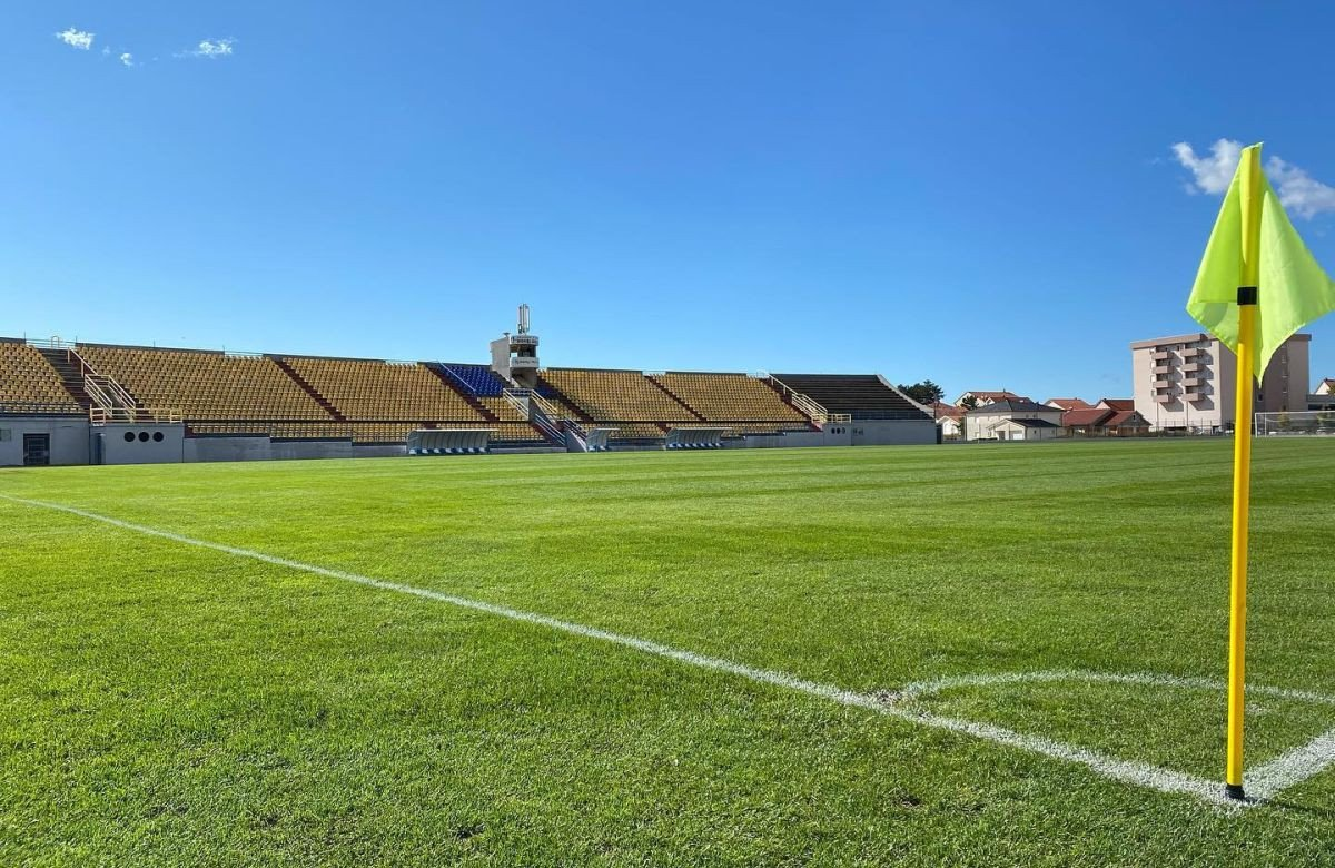 Posuški stadion oduzima dah svojom ljepotom!
