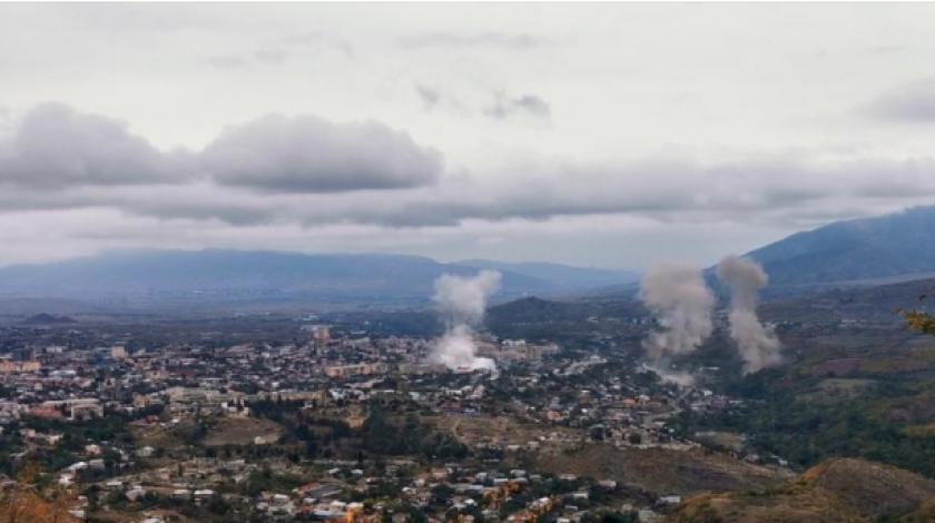 Unatoč primirju Azerbajdžan bombardirao glavni grad Gorskog Karabaha