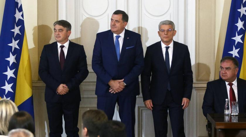 Što su Bošnjaci postigli nametanjem Komšića: Ni Hrvatska ni Srbija ne priznaju neustavno Predsjedništvo BiH