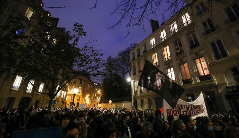 Veliki prosvjedi u Francuskoj