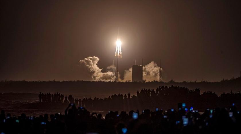 Kina lansirala svemirsku letjelicu na Mjesec