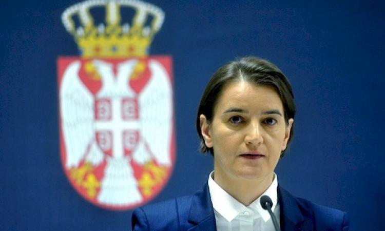 Ana Brnabić kaže da je Beograd spreman na nastavak dijaloga s Prištinom