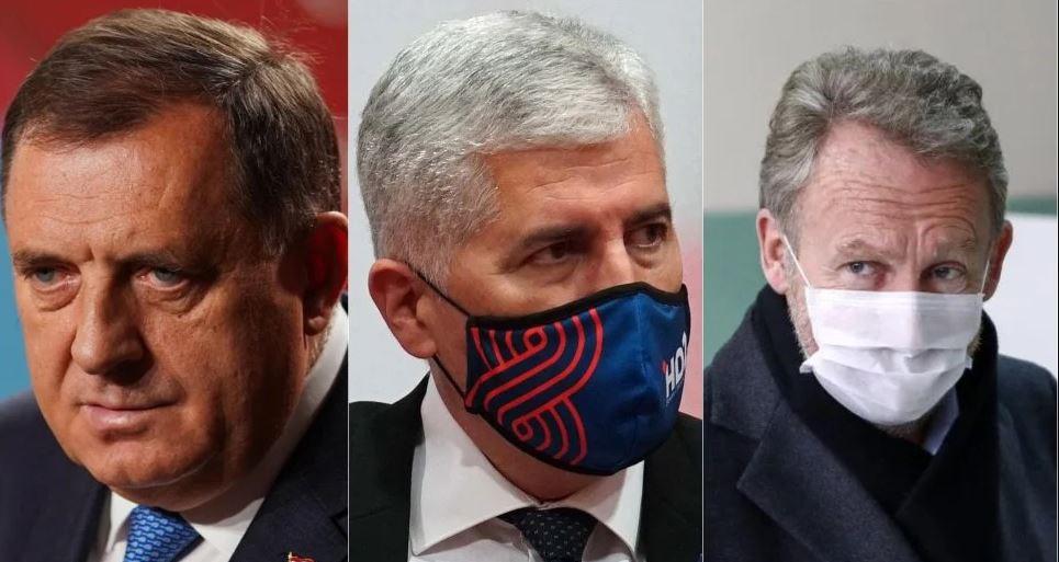 Ogromna pobjeda Hrvata, gorak okus u ustima Dodiku i Izetbegoviću