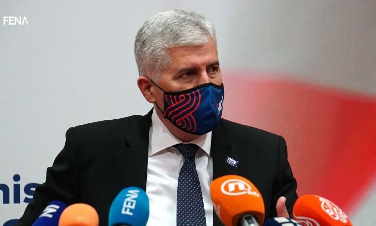Čović: HDZ BiH zadržao poziciju stožerne hrvatske stranke