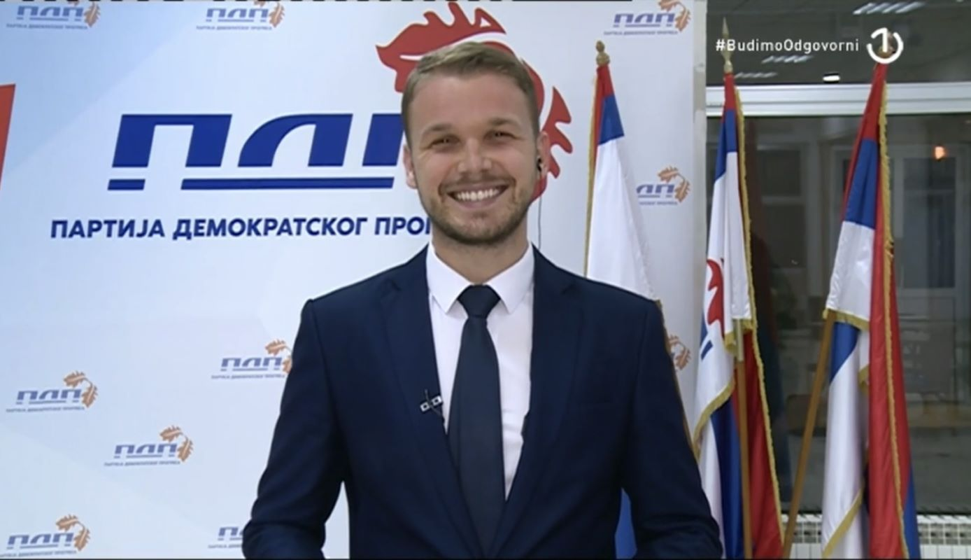 Draško Stanivuković BiH nazvao republikom