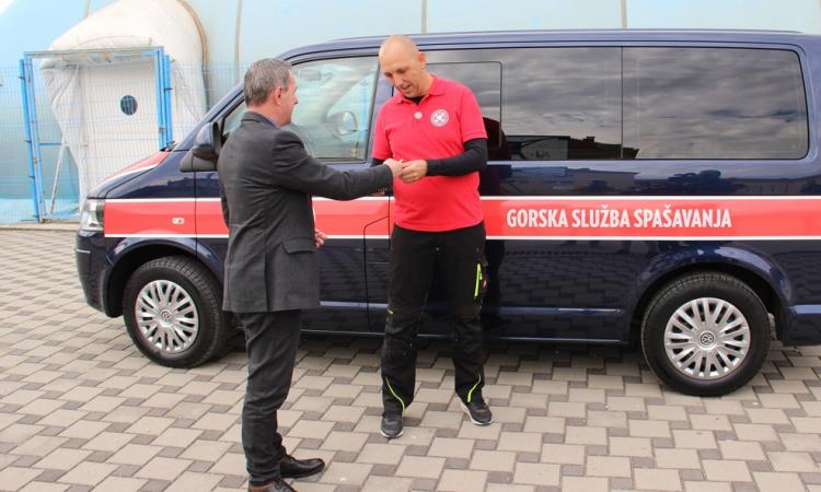 HGSS Čapljina dobila novo terensko vozilo