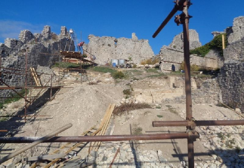 Krije li Stari grad Ljubuški arheološko blago i iznenađenje stoljeća?
