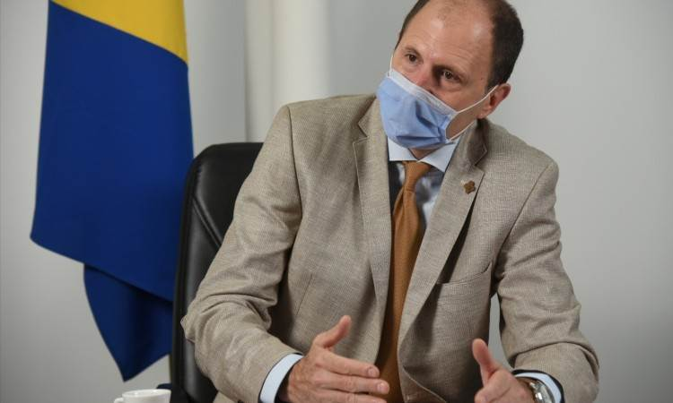 Mario Nenadić, premijer KS, podnio neopozivu ostavku