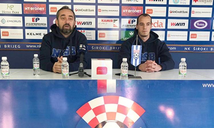 Karačić: Želimo nastaviti na valu dobrih rezultata i protiv Slobode