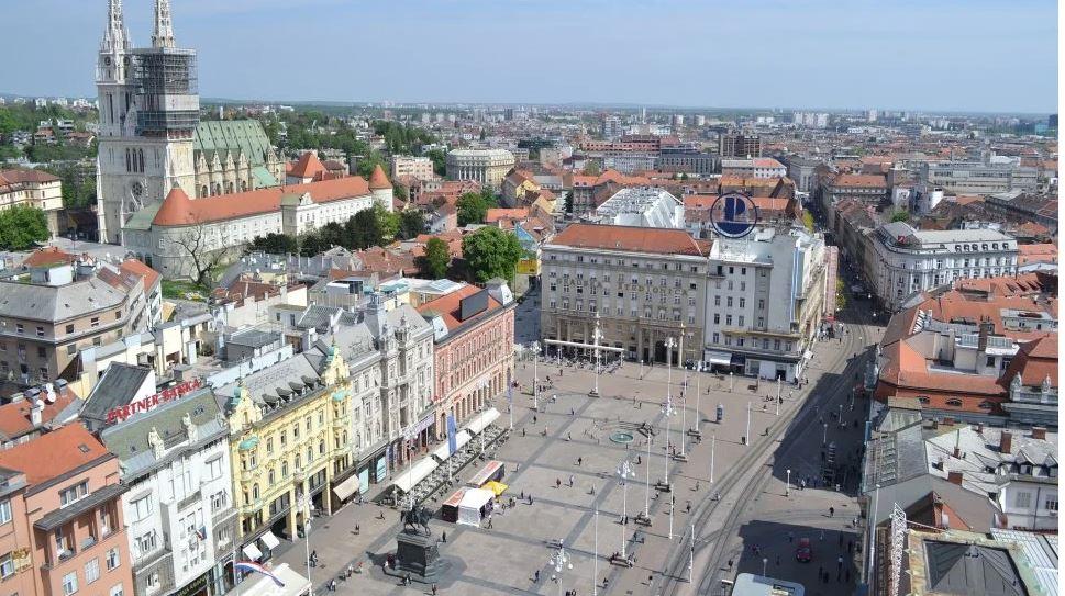 Novi potres u Zagrebu