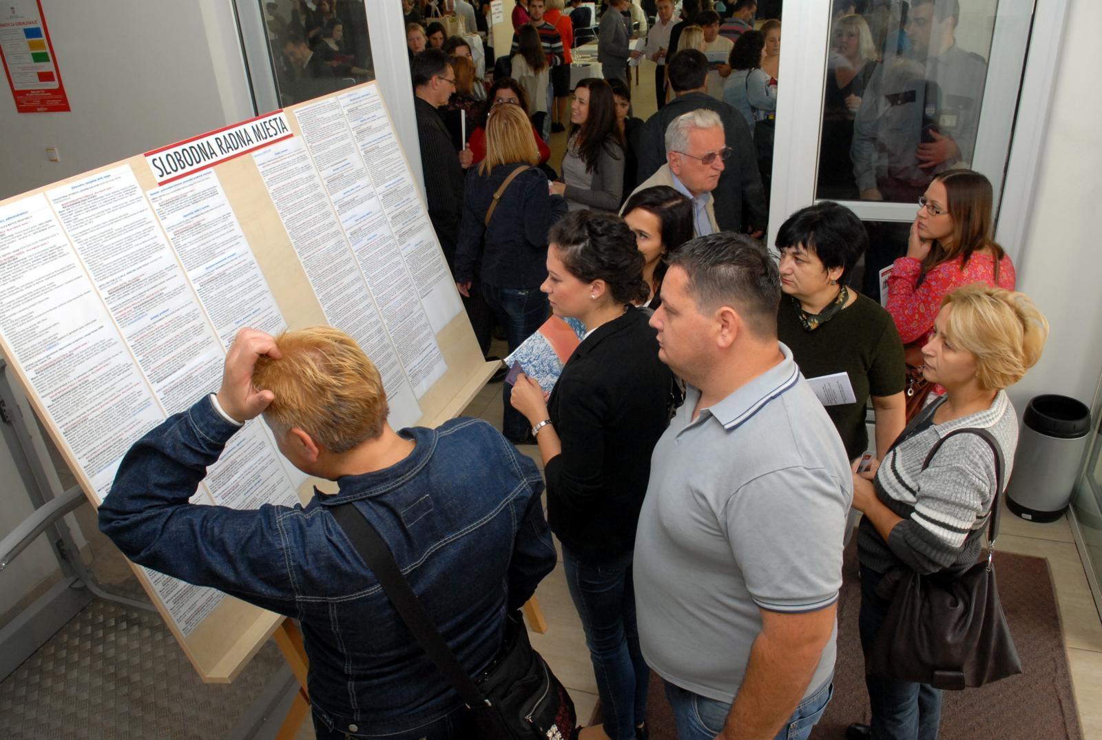 Moglo bi vas zabrinuti koliko je ljudi u BiH ostalo bez posla tijekom pandemije