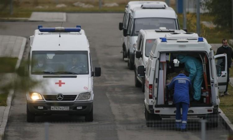 U Rusiji 21.798 novih slučajeva koronavirusa