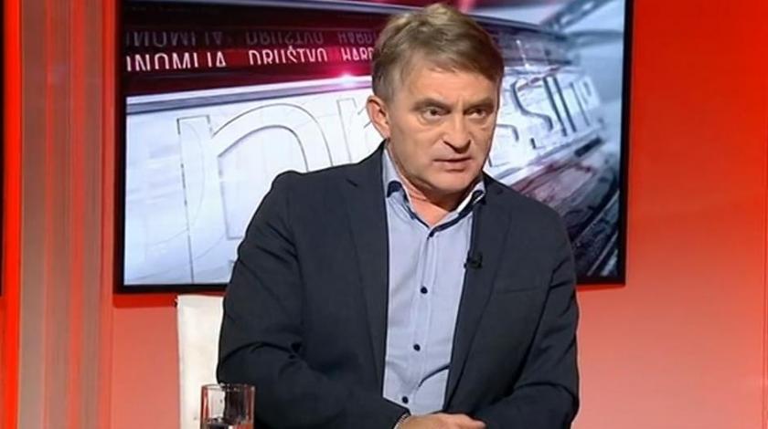 Sejdo Komšić se razbjesnio jer je Dodik spomenuo treći entitet