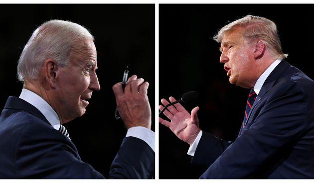 Biden se približio Trumpu u još dvije države