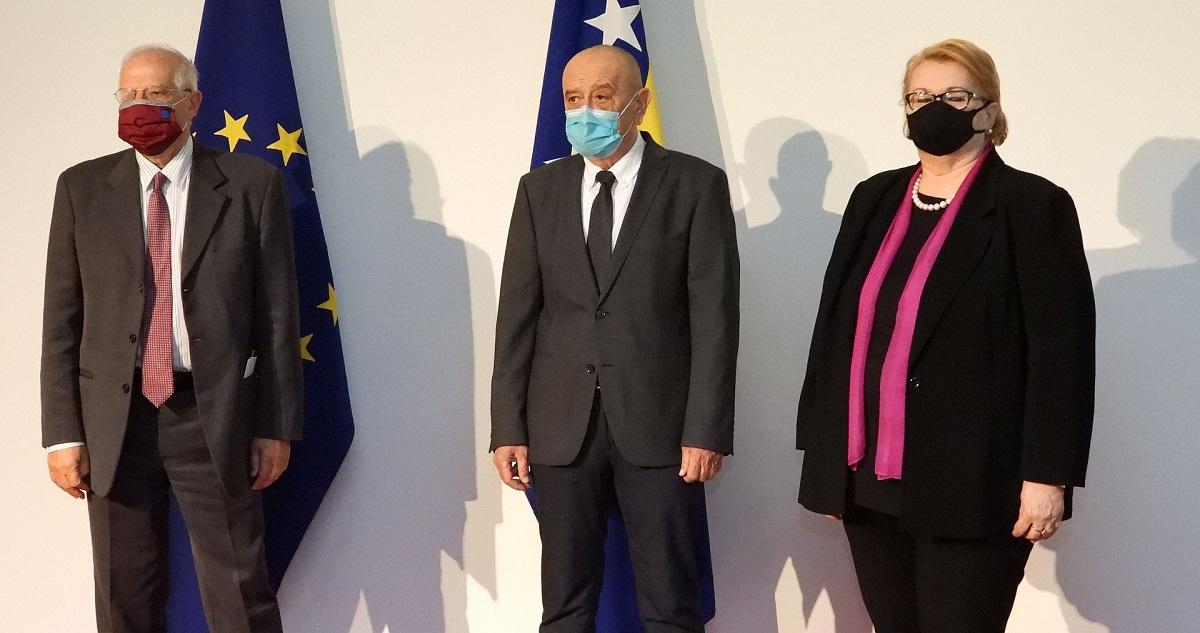 """""""U procesu europskih integracija moraju sudjelovati sve razine vlasti sukladno ustavnom uređenju"""""""