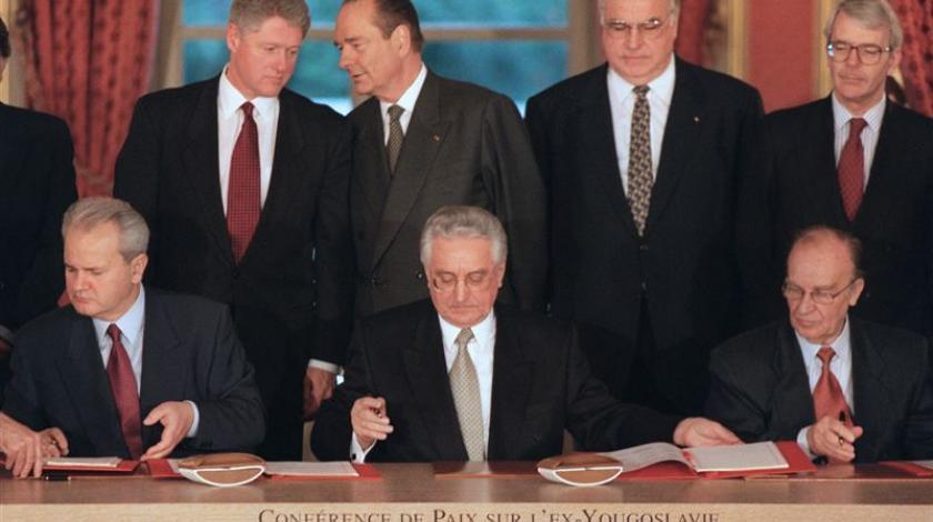 25. godišnjica: Na današnji dan parafiran je Daytonski sporazum