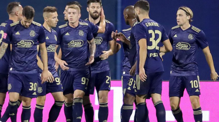 Dinamo 11 utakmica zaredom bez poraza u skupini EL