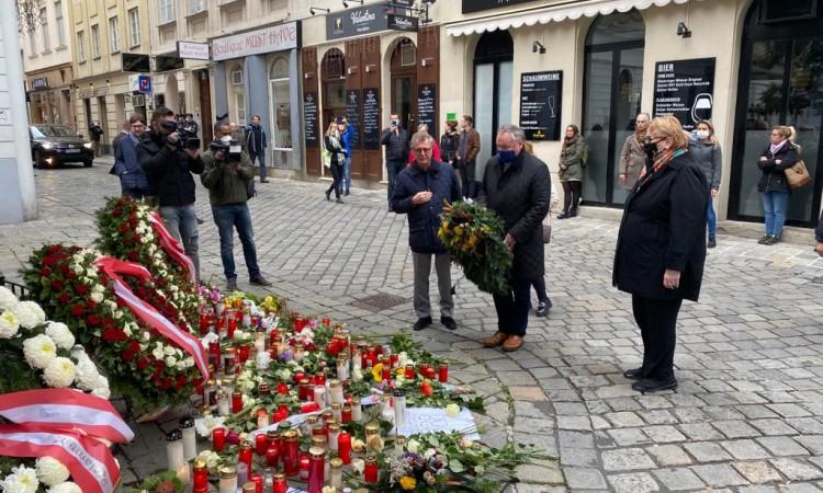 Turković u Beču: Najoštrije osuđujemo ovaj kukavički akt
