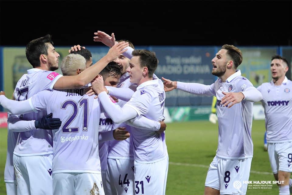 Nakon dugo vremena Hajduk napokon slavio