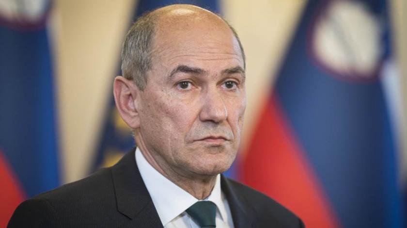 Janša u razgovoru s Džaferovićem demantirao da postoji non-paper