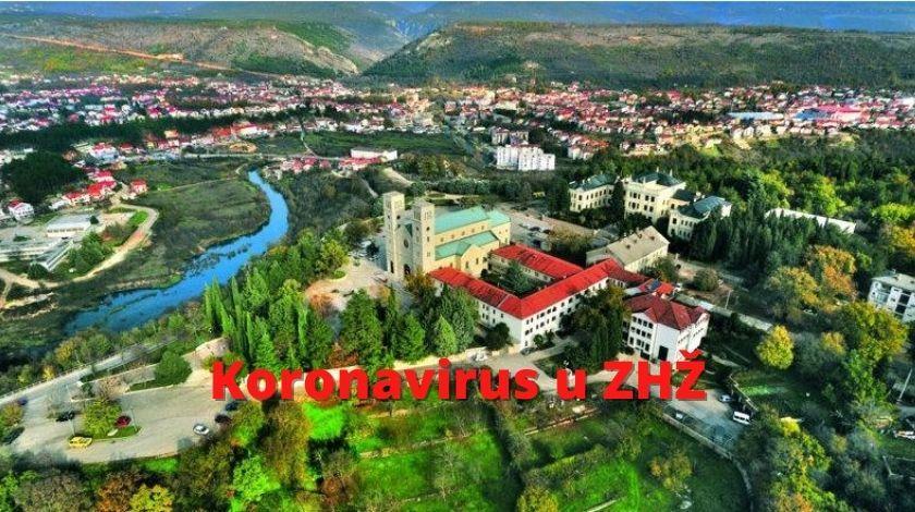 U Zapadnohercegovačkoj županiji 51 novozaražena osoba