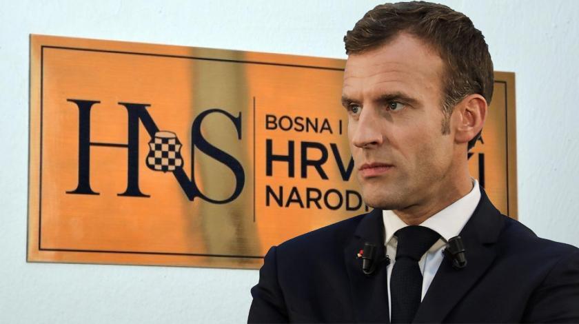 HNS BiH uputio podršku predsjedniku Macronu u borbi protiv islamskog terorizma