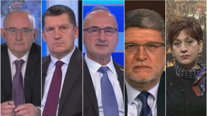 U Otvorenom konstruktivna rasprava o Daytonskom sporazumu i kršenju prava Hrvata u BiH