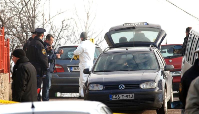 Zbog ubojstva maloljetnika policija privela dvije osobe