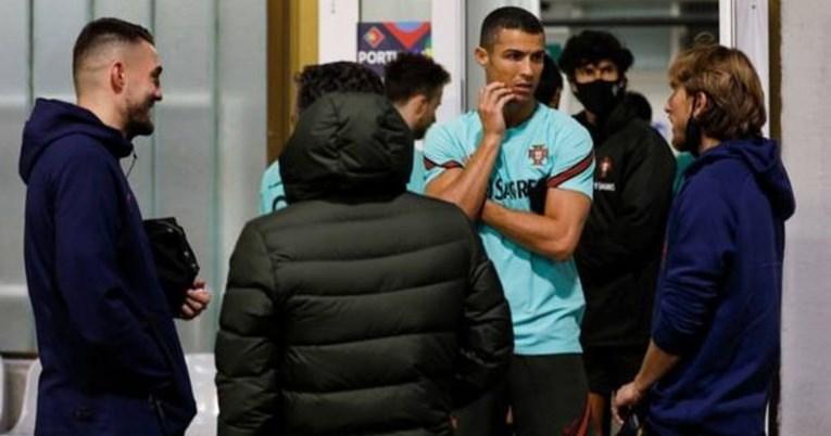 Modrić i Ronaldo se sreli nakon dvije godine, evo o čemu su razgovarali