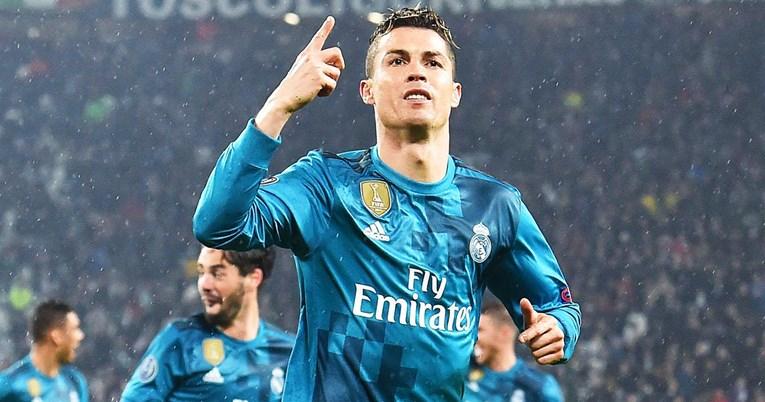 Marca: Ronaldo radi na povratku u Real Madrid