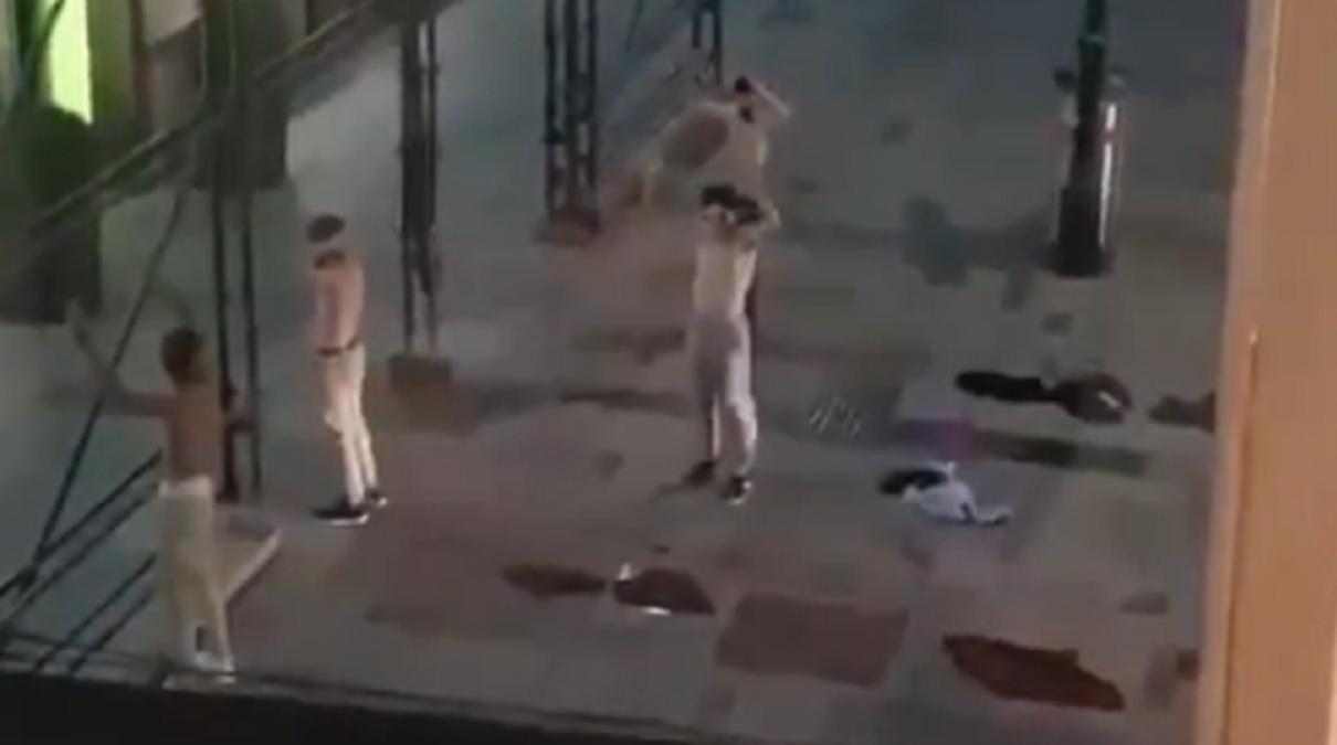 VIDEO Pogledajte snimku uhićenja terorista u Beču