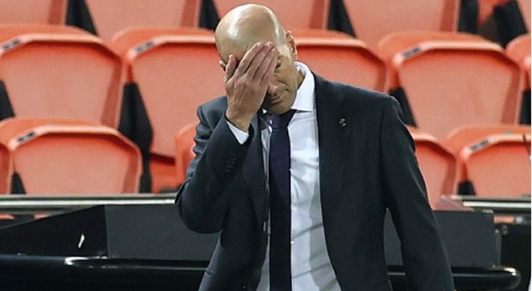 Dosta problema za Zidanea uoči dvoboja s Atalantom