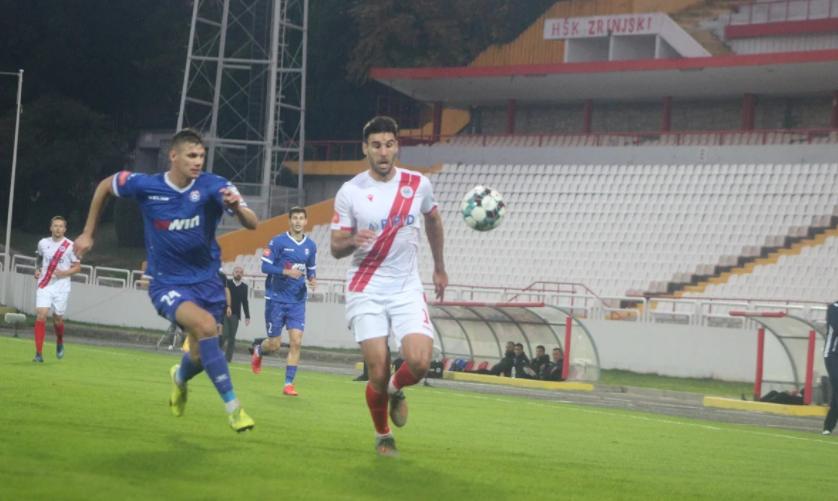 Zrinjski pobijedio Široki u 'Hercegovačkom derbiju'