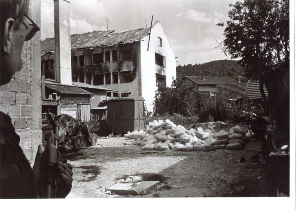Križančevo selo i Buhine kuće