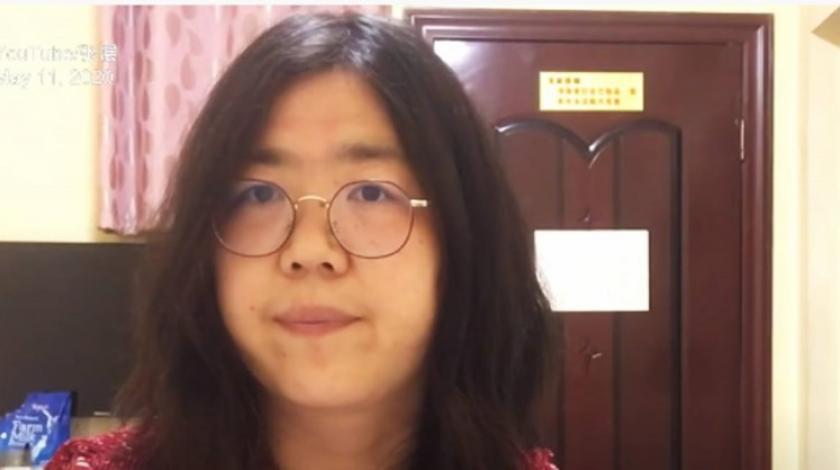 Izvještavala o koroni u Wuhanu pa završila u zatvoru na 4 godine