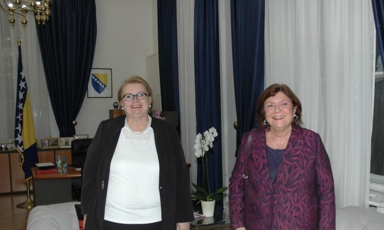 Poboljšanje ekonomske suradnje interes BiH i Francuske