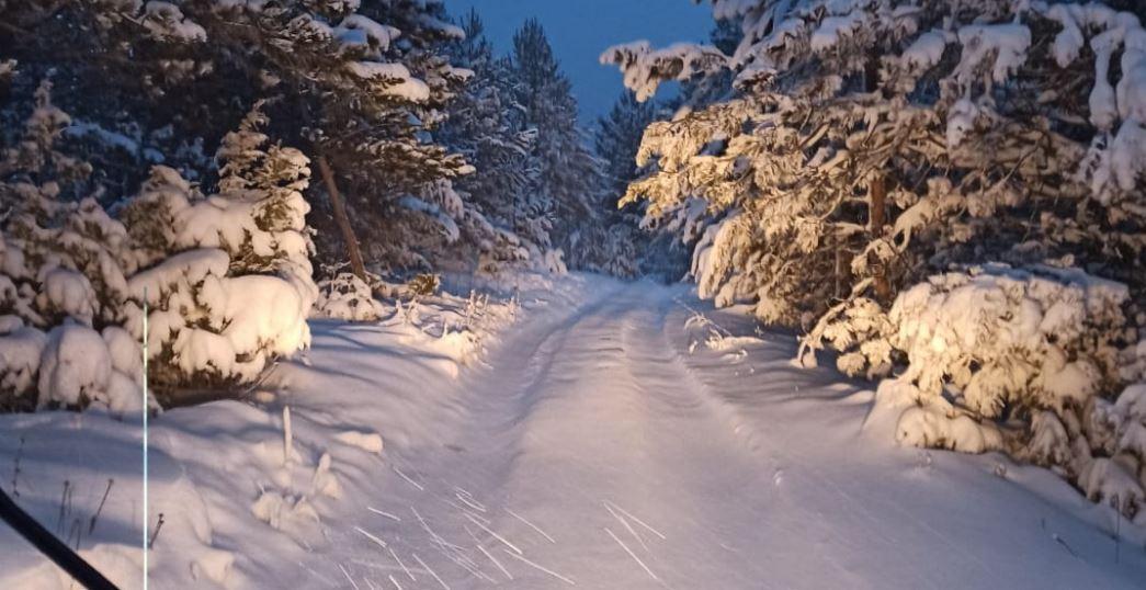 Blidinje je dočekalo prvi snijeg, donosimo par fotkica