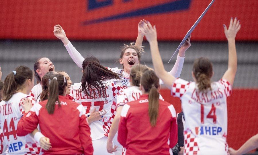 Hrvatske rukometašice imaju priliku nastaviti senzaciju protiv Srbije