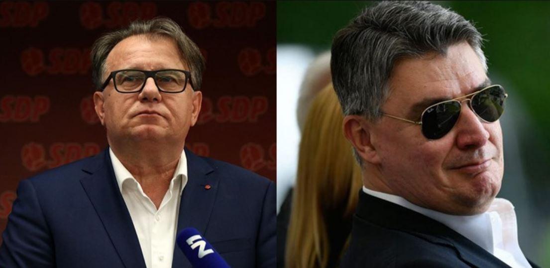 Koja su to mjerila Nikšićeve socijaldemokracije koja Milanović ne ispunjava