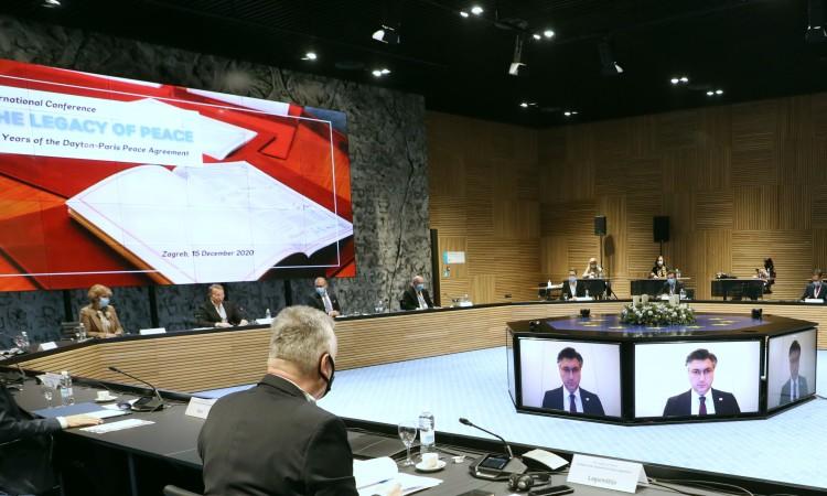 Plenković: Ozbiljna je greška ignorirati legitimnu zastupljenost u BiH