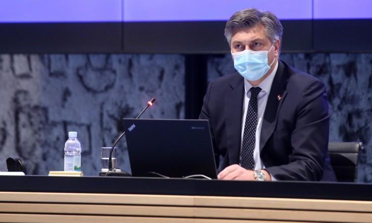 """Plenković izrazio sućut zbog tragedije u Posušju: """"Hrvatska je u mislima s obiteljima"""""""